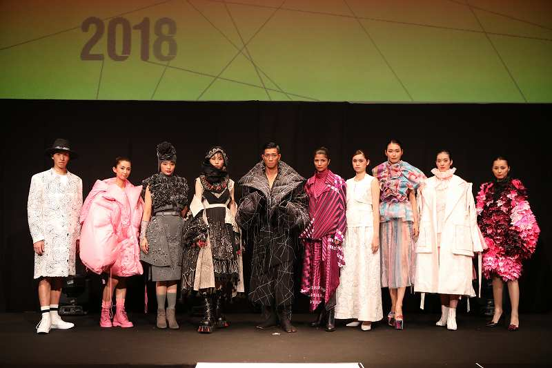 Competition Congrats Wu Yu Hsien And Yu Mei Huang Got Finalist Award Of Nagoya Fashion Contest 2018 College Of Fashion And Textiles