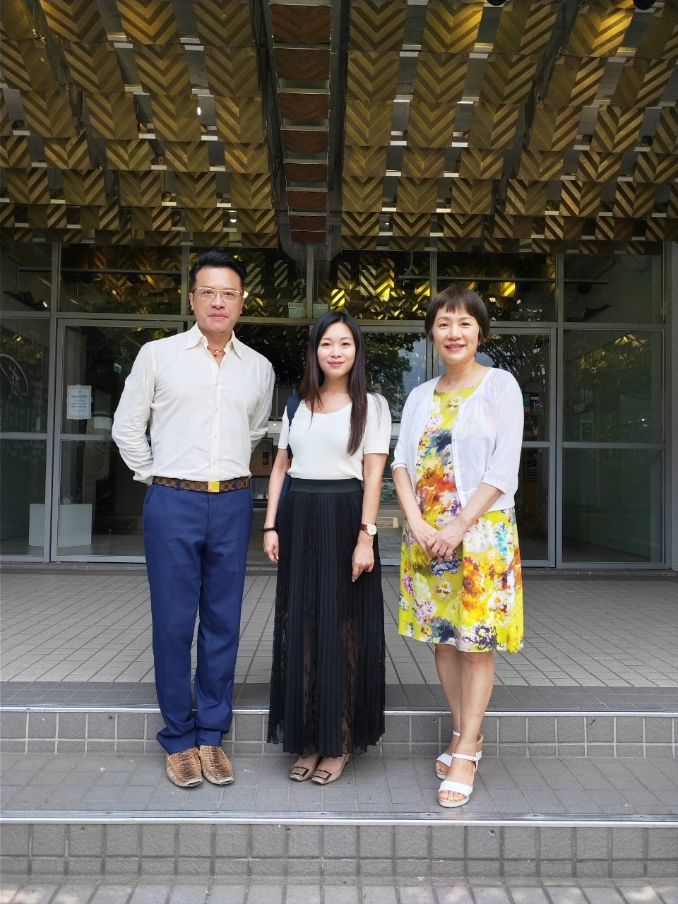 Workshop   Ms Rachel Lo, Retail Operations Manager of Hong Kong and Macau at IWC Schaffhausen Co.