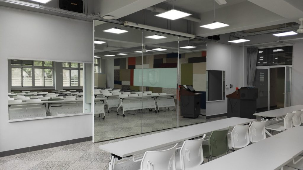 TC107頂天立地走秀鏡,活化教室展演功能
